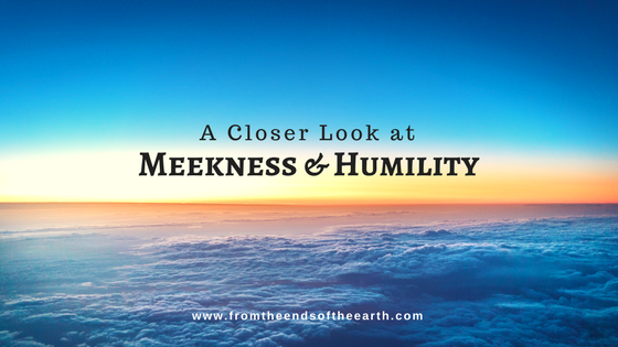 A closer look at meekness and humility with the many ways we can grow in our spiritual gifts through study and meditation of scripture reading great books and simply putting into practice negle Image collections